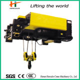 Hijstoestel van de Kabel van de Draad van het Hijstoestel van de elektrische Motor het Opheffende