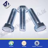 Grado 5 Hex Bolt con Zinc Plated
