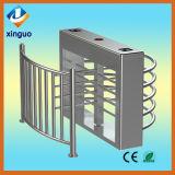 Torniquete lleno de la altura del torniquete lleno de la altura del precio/de la puerta giratoria del torniquete/del acero inoxidable