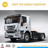 トラクターのトラックを引くIveco Hongyan Genlvon 6X2のトラクター