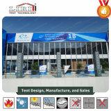 Водоустойчивый шатер торговой выставки с системой охлаждения для сбывания