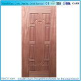 El precio de fábrica moldeó/piel laminada de la puerta de la madera contrachapada con Sapeli verdadero