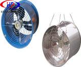 La circulación de aire del ventilador para el ventilador de aire de efecto invernadero