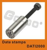 China-Datumsstempel für Spritzen-Teile