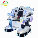 De goedkope Spelen die van de Kinderen van de Wandelgalerij van de Rit van het Pretpark van Jonge geitjes Robot lopen