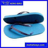 Bright Print Men Slipper d'été PE Flip Flop Sandal