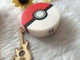 A equipe místico nova Pokemon da impressão de cor 8000mAh do prêmio 3D vai banco da potência de Pokeball