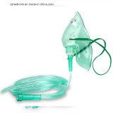 Ce/approuvé ISO standard pour adulte avec tubulure de masque à oxygène