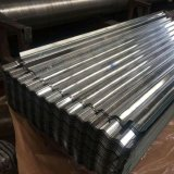 strati d'acciaio galvanizzati del tetto ondulati Z40GSM di 0.13mm