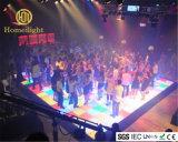 Disco-Partei LED, die Dance Floor färbt