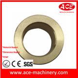 Крепежные детали из алюминия CNC фрезерования механизма со стороны