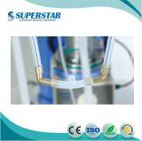 Sistema del ventilatore CPAP dell'ospedale di iso del Ce di fabbricazione di Nlf-200c Cina