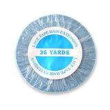1 rullo 36 yarde dell'acqua dei nastri eccellenti adesivi a doppia faccia della prova per l'estensione dei capelli