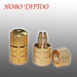 22*50мм латунные машины Self-Lock Tattoo Фиксирует картридж расходные материалы