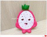 Dragon Pitaya fruits parfumés à la hausse lente PU Squishy Toy