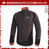 Long Sleeve Coolmax Cycling Jersey Sportswear