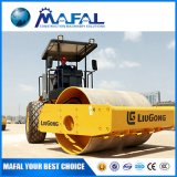 Liugong 14トンの完全な油圧道ローラーClg614