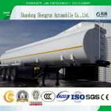 ヨーロッパのタイプ3車軸石油タンカー、石油燃料のタンカーのトレーラー/タンク/トレーラー