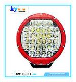 Surtidor IP68 LED de China que trabaja la linterna campo a través ligera de la luz LED de la viga de punto del LED