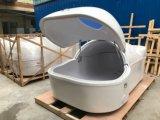 浮遊の健全な物理療法の水治療法水マッサージの鉱泉のカプセル