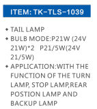 Indicatore luminoso incandescente Tk Tls-1039 del LED