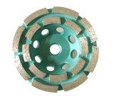 Turbo алмазные шлифовальные чашки колеса, алмазного шлифовального круга для конкретных, мрамор