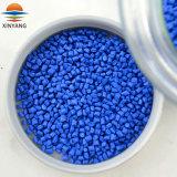 Certificación RoHS aditivo de color azul Masterbatch