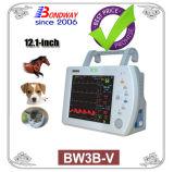 12.1 pulgadas TFT LCD de gran tamaño del monitor de paciente veterinario multiparámetros Monitor de signos vitales,