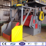 De automatische Lading en het Leegmaken tuimelen het Vernietigen van het Schot van het Type van Riem (Type Tumblast) Machine