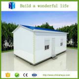 Planta de fabricación china el bastidor de acero de suministro de casa prefabricada de Casas Móviles