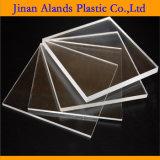 hojas de acrílico transparentes del gradiente grueso de 2m m de un plexiglás