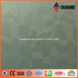 El panel compuesto de aluminio grabado metálico de la serie del tacto de los nuevos productos