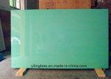 Placa de escrita vidro revestido de cor