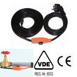 販売240V VDEの管の暖房ケーブルのため