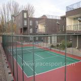 Revêtement de peinture coloré de surface de tennis de stade