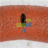 Milieuvriendelijke RubberGrens/RubberPensionair van de Tuin van de Tegel van de Speelplaats de Rubber, de RubberTegels van Sporten,