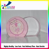 Alta calidad maquillaje Ronda caja , impresión de papel Caja de cartón