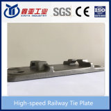 Placa de laço Railway de alta velocidade/comum