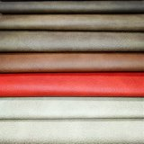 Populares Faux artificial couro PU Sofa-Nessi sintético
