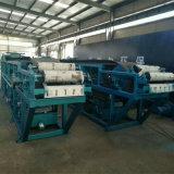 De vacuüm Filter van de Riem voor Het Ontwateren van de Modder van de Papierfabriek met Esthetische Verschijning