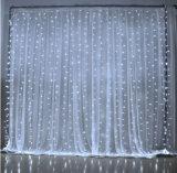 Indicatori luminosi esterni di natale 300 indicatori luminosi della stringa di natale degli indicatori luminosi della tenda del LED per il giardino dell'interno del prato inglese
