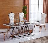普及した大きいサイズ10のSeaterのほとんどのダイニングテーブル