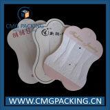 Bijoux à la mode Imprimé Emballage Carré Carton d'affichage (CMG-108)