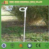 Postes de clôture électriques de tresse de système