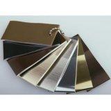 Bobina di alluminio anodizzata (il nero, argento, bronzo, ecc di rame)