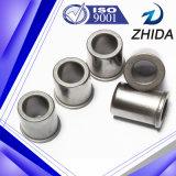 Il metallo di polvere ha sinterizzato la boccola sinterizzata il cuscinetto dell'olio del ferro