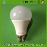 Lâmpada LED 15W com alumínio&Corpo Plástico Base B22