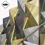 Hyperbolic Designの製造されたAluminum Architectural Cladding Panels