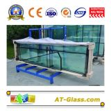 強くされたガラスか低いEガラスが付いている絶縁されたガラス