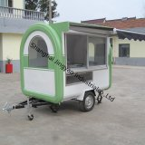 移動式Fast Food Vending Hot Dog Concession TrailerかCart Pizza Truck/Mobile Food Car